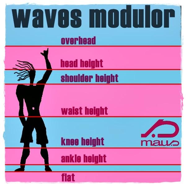 maus waves modulor javi7