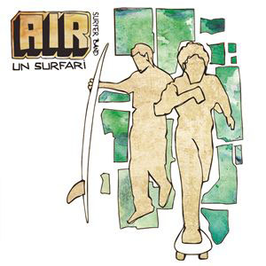 AIR UN SURFARI COVER