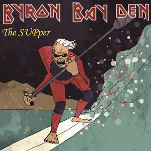 BYRON BAY DEN THE SUPPER COVER