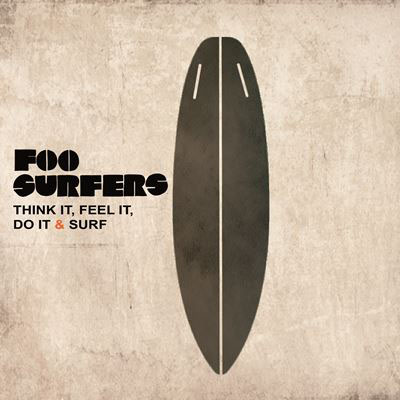 FOO SURFERS COVER