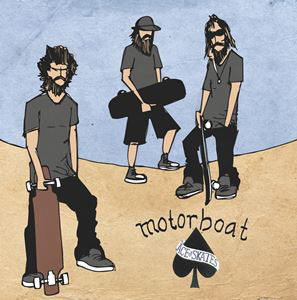 MOTORHEAD ACE OF SKATES COVER