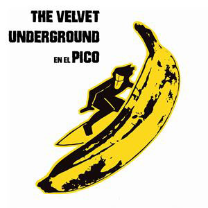THE VELVET UNDERGROUND EN EL PICO COVER