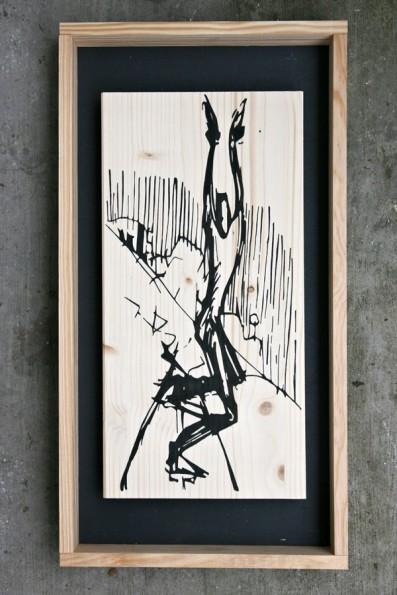 GIACOMETTI 40x20 180€