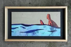 MIRADA PERDIDA 40x20cm 135€