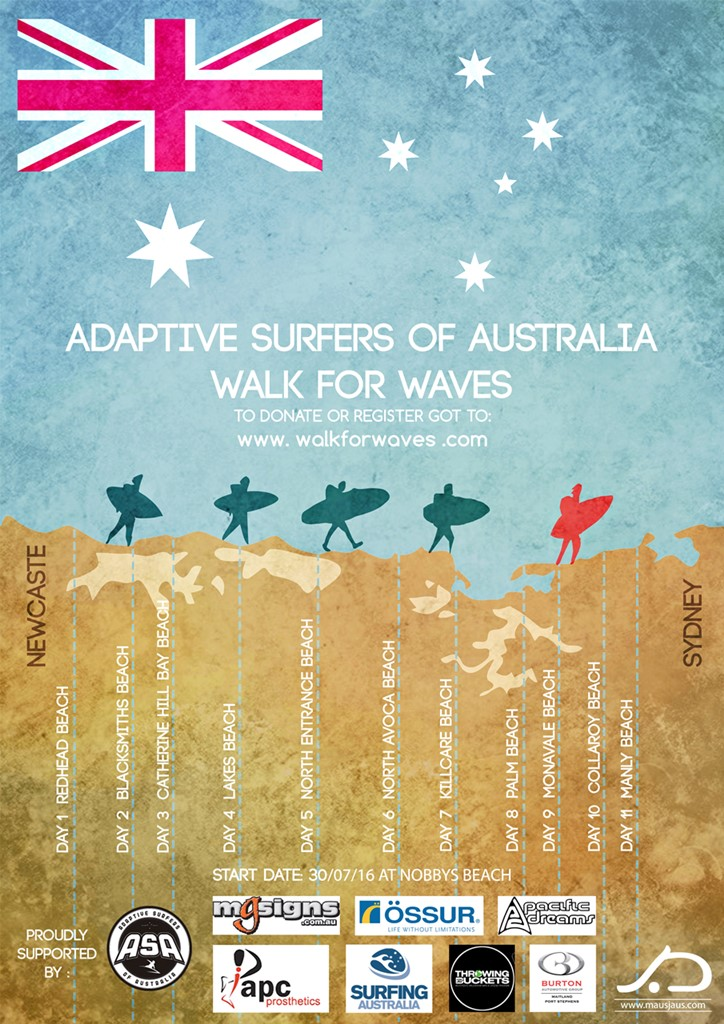 WALK FOR WAVES POSTER b